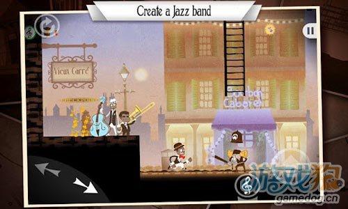 音乐游戏:爵士川普的旅程感受真实人生4