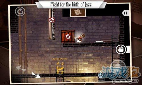 音乐游戏:爵士川普的旅程感受真实人生5