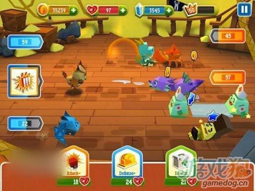 遊戲開發商Gameloft將推出六款休閒類游戲3
