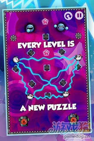 休闲游戏:纳米熊猫 巧妙运用物理来完成纳米冒险3