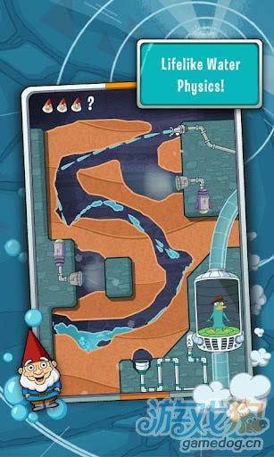 休闲游戏:鸭嘴兽泰瑞在哪里 帮泰瑞脱困1