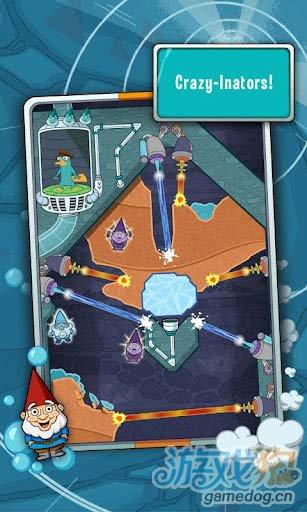 休闲游戏:鸭嘴兽泰瑞在哪里 帮泰瑞脱困3
