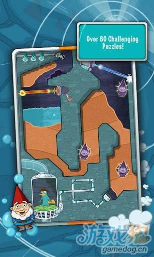 休闲游戏:鸭嘴兽泰瑞在哪里 帮泰瑞脱困5