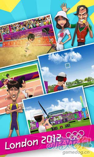 快来体验移动掌上奥运:2012伦敦奥运会3