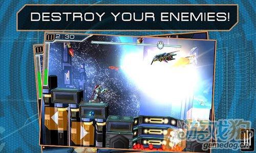动作游戏:银河战士 选择你自己的命运3