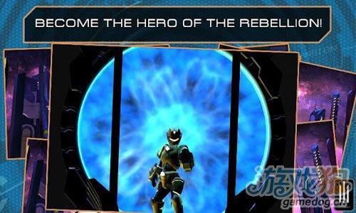 动作游戏:银河战士 选择你自己的命运5
