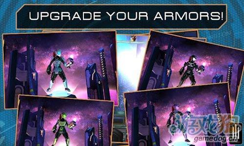 动作游戏:银河战士 选择你自己的命运4