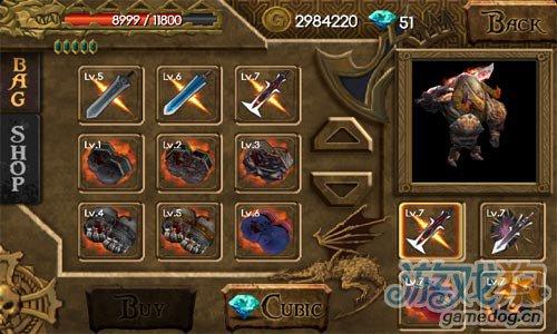 动作游戏:神鬼战士 厮杀吧活着从死亡之塔逃出去3