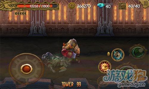 动作游戏:神鬼战士 厮杀吧活着从死亡之塔逃出去5