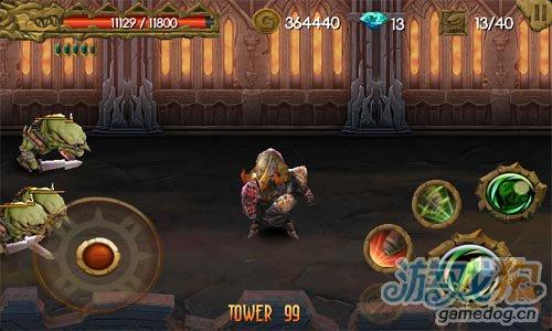 动作游戏:神鬼战士 厮杀吧活着从死亡之塔逃出去4