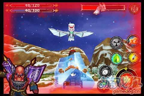 塔防游戏:火炮传奇 你就是下一位缔造传奇的英雄3