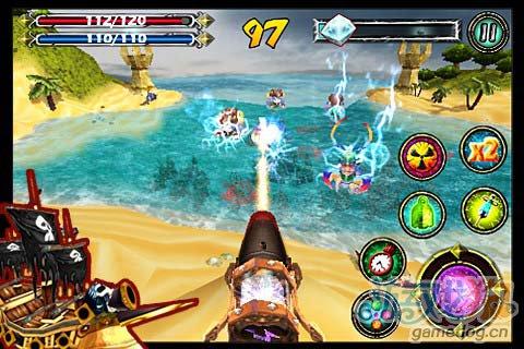 塔防游戏:火炮传奇 你就是下一位缔造传奇的英雄4