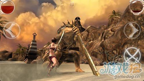 去杀死你的仇人:沙漠风暴 夺回你失去的王国宝座4