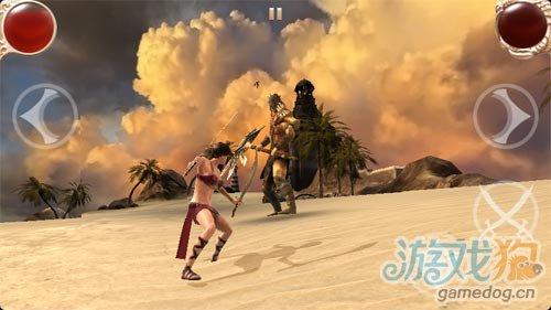 去杀死你的仇人:沙漠风暴 夺回你失去的王国宝座5