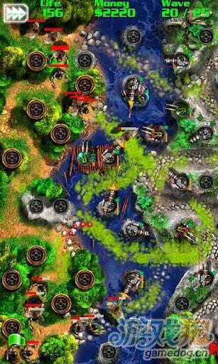 策略游戏:丧尸围城 奋力抵御丧尸侵入2