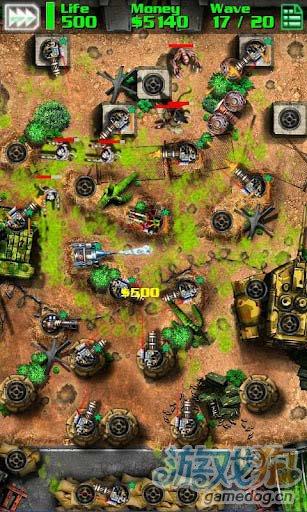 策略游戏:丧尸围城 奋力抵御丧尸侵入4