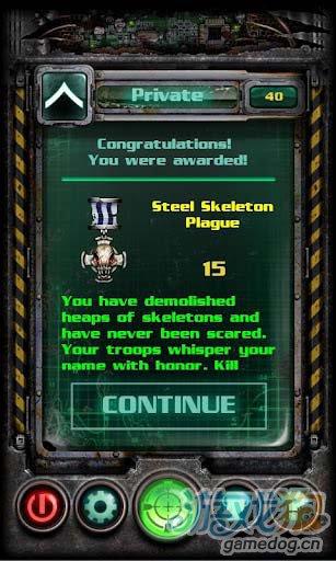 策略游戏:丧尸围城 奋力抵御丧尸侵入5