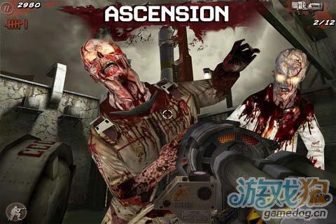 射击游戏:使命召唤 为了去生存战斗吧3