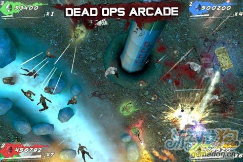 射擊遊戲:使命召喚 為了去生存戰鬥吧4