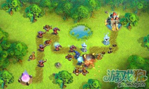 塔防大作:猎魔之塔 给你畅快游戏体验1