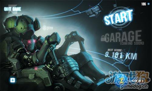 飞行游戏:极速穿梭 享受在未来太空的极速飞驰吧1