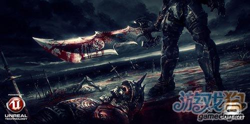 Gameloft公开神秘新游戏 目前最流行虚幻引擎打造1