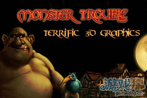 卡通奇幻风格游戏:怪物防御 更新评测1