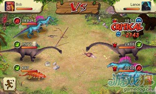 重返史前时代:恐龙战争 和恐龙一起对抗邪恶势力2