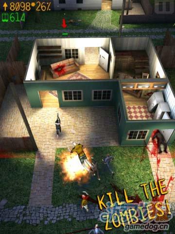 动作游戏:死亡逃脱 你的选择是逃跑还是享受噩梦1