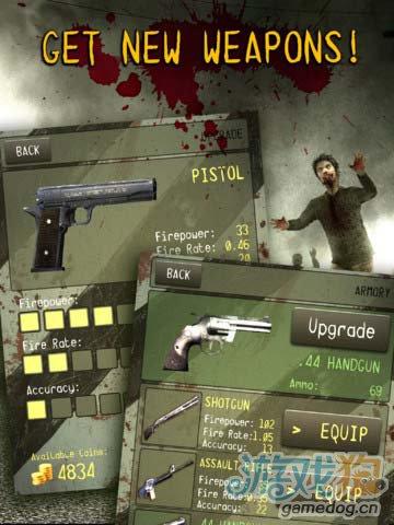 动作游戏:死亡逃脱 你的选择是逃跑还是享受噩梦5