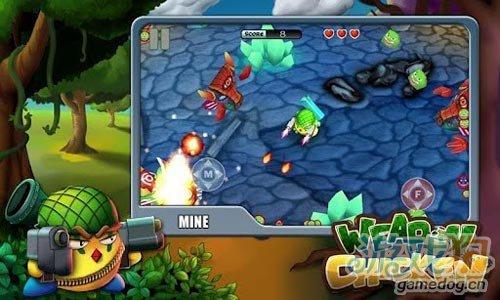 射击生存游戏:武装小鸡 霸气侧漏小鸡2