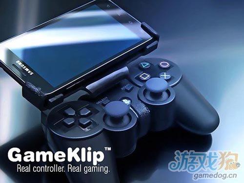 用PS3手柄玩手机游戏?GameKlip帮你实现3