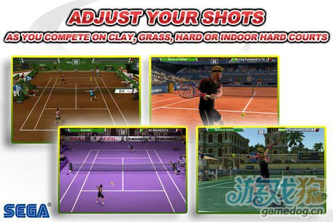 重磅大作:VR网球 化身世界顶级网球选手3