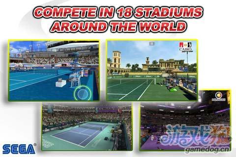 重磅大作:VR网球 化身世界顶级网球选手2