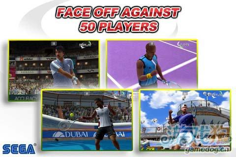 重磅大作:VR网球 化身世界顶级网球选手4