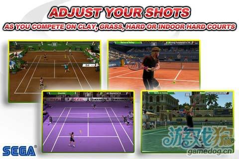 重磅大作:VR网球 化身世界顶级网球选手5