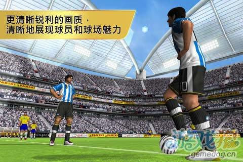 体育游戏:真实足球2012 享受最好的球赛4