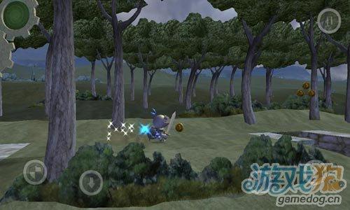 横向卷轴冒险游戏:发条骑士 更新评测1