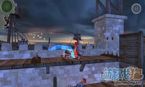 横向卷轴冒险游戏:发条骑士 更新评测3