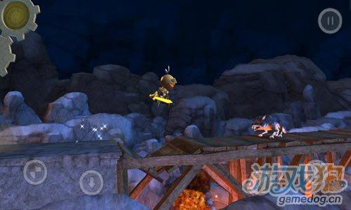 横向卷轴冒险游戏:发条骑士 更新评测2
