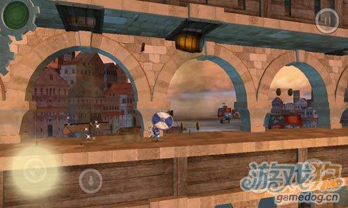横向卷轴冒险游戏:发条骑士 更新评测5