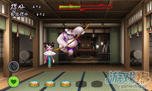 唯美中国风游戏:功夫神熊 开始你艰辛的试炼旅程4