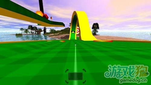 体育游戏:提基高尔夫2 去收获你的宝贝3
