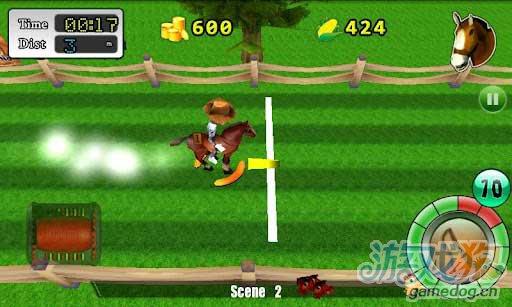 体育游戏:德比赛马 享受在你的爱马上的风驰电掣4