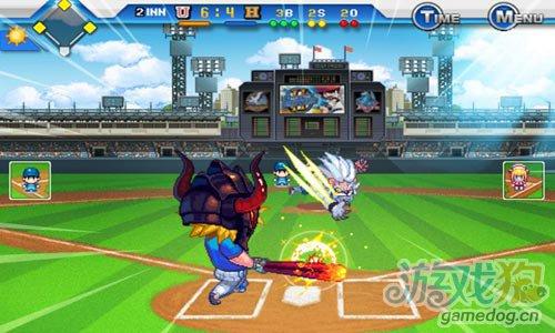 安卓体育游戏:超级棒球明星II 新评测1