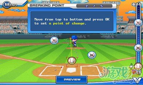 安卓体育游戏:超级棒球明星II 新评测4