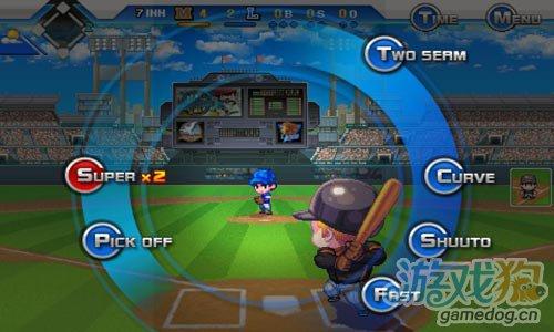 安卓体育游戏:超级棒球明星II 新评测3