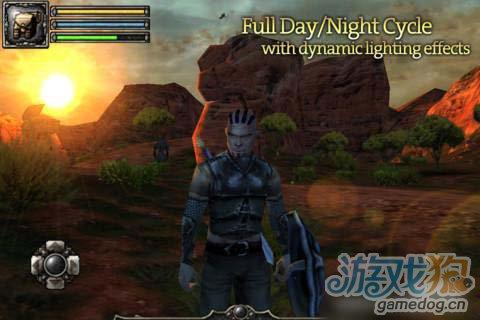 安卓游戏《阿尔龙:剑影》新手入门攻略1