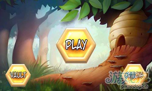 塔防游戏:黄蜂防御 用你的法术来保卫你的蜂巢吧1