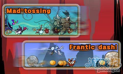 可爱冒险游戏:怪才怪物 来与伙伴们一起消灭巨龙4